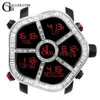 ジェイコブゴーストアフターダイヤ | バゲットダイヤモンド ベゼルカスタム JACOB&Co.時計