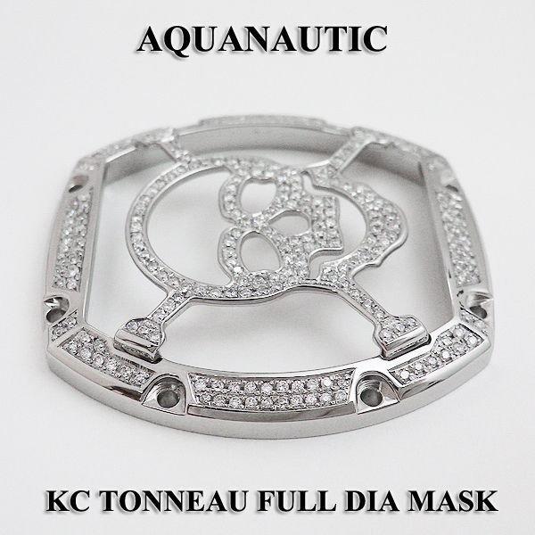 画像2: アクアノウティック キングクロノ KCトノー スカルマスク フルダイヤ