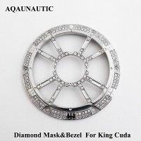 アクアノウティック  ダイヤマスク キングクーダ用 交換用 ダイヤモンド ベゼル