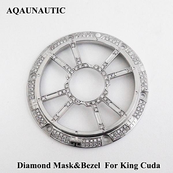 画像2: アクアノウティック  ダイヤマスク キングクーダ用 交換用 ダイヤモンド ベゼル