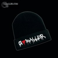g-ballerロゴ knitcap