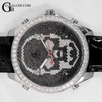 5タイムゾーン ペラフィネスカル ダイヤ&ブラックダイヤ