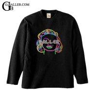 Neon Marilyn Monroe Swarovski LongTShirt / ネオン マリリン モンロー スワロTシャツ