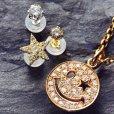 天然ダイヤ・K18ゴールド使用の本格ダイヤジュエリー