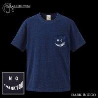 スマイル NO THANK YOU スワロTシャツ