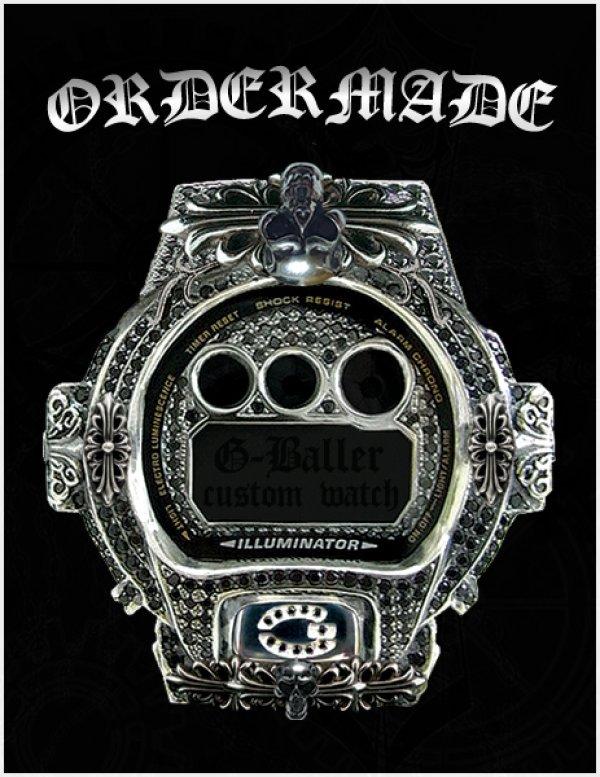 画像1: G-SHOCK CUSTOM ORDERMADE/Gショックカスタム オーダーメイド