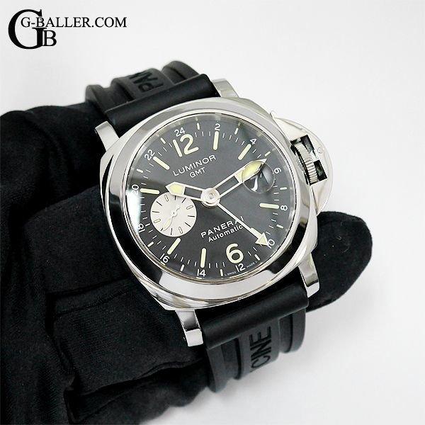 パネライ時計の傷も新品仕上げで綺麗に直します。