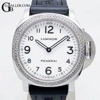 パネライアフターダイヤ ルミノールベース44 L番 PANERAI時計
