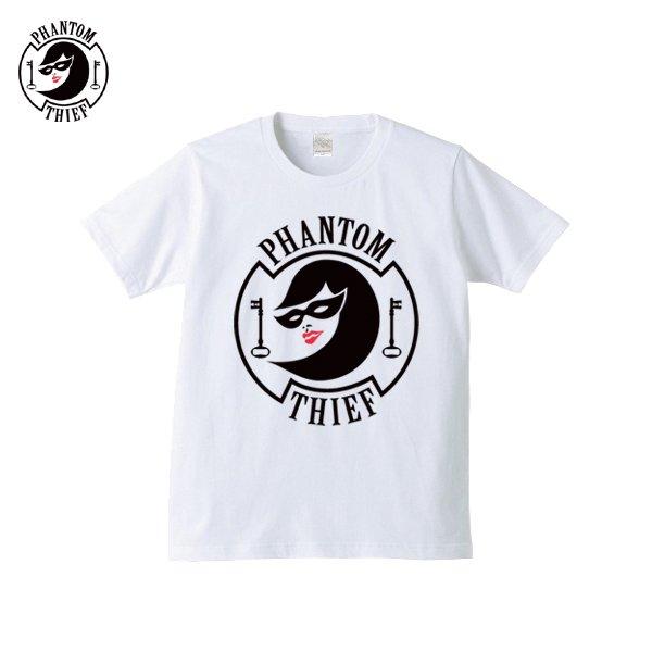 """画像1: 人気ブランド Tシャツ(Print) 半袖 メンズ """"PHANTOM"""" 雑誌掲載アイテム"""