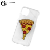 DrewHouse Pizzaクリアiphoneケース