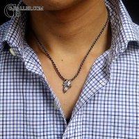 プラチナ ダイヤモンド ネックレス ブランド ペンダント