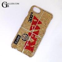 RAW/ロウ スワロフスキー iPhoneケース