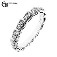ブルガリアフターダイヤ | セルペンティ ウェディングリング ダイヤモンド