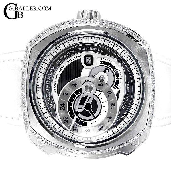 腕時計へのダイヤモンド加工ならお任せ下さい。