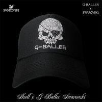 スカル メッシュ キャップ SKULL CAP オリジナル デザイン