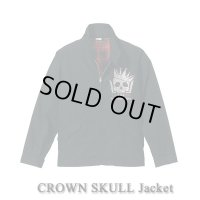 BOUNA SERA ボナ・セーラ クラウン スカル ジャケット CROWN SKULL Jacket