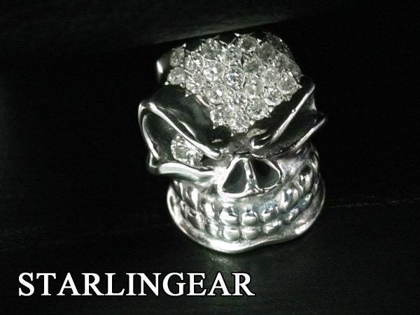 画像2: スタンリーギア パンチャーリング ダイヤカスタム STARLINGEAR Ring
