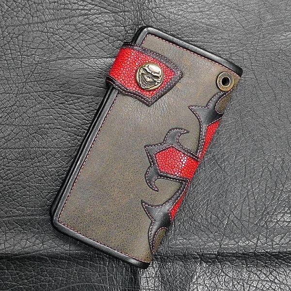 スタウトレザー ウォレットStout Leather 財布