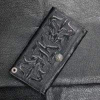 """Stout Leather スタウトレザー """"killer"""" カスタムオーダーウォレット"""