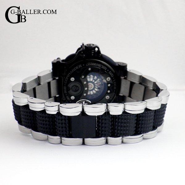 画像4: アクアノウティック キングサブコマンダー ダイヤマスク ハーフダイヤベルト