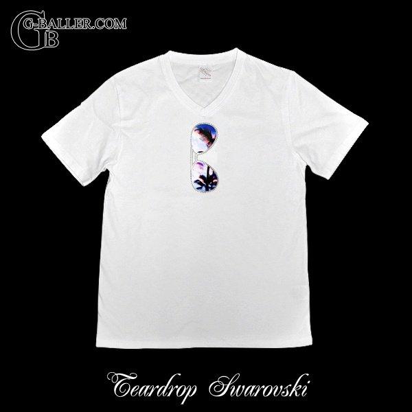 スワロフスキー サングラス Tシャツ