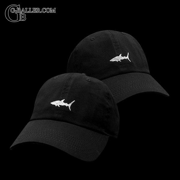 SHARK ロゴ スワロコットンキャップ