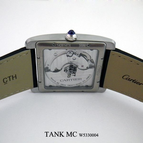 画像4: カルティエ/CARTIER  タンクMC オートマチック W5330004