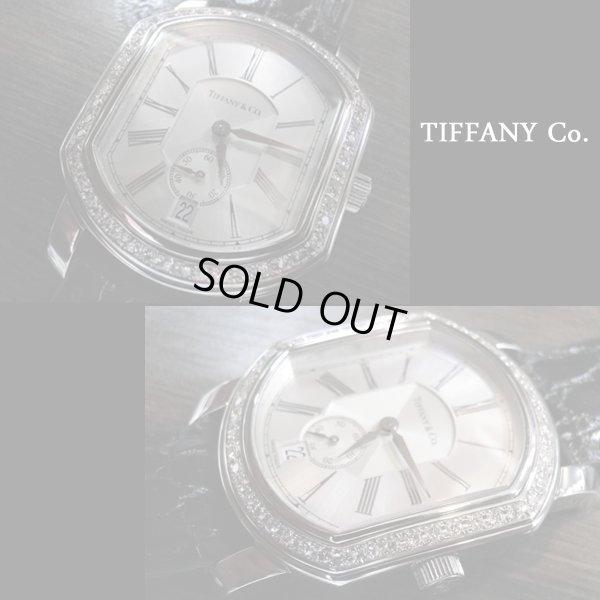 画像5: TIFFANY&Co ティファニー 時計 マーククーペ ダイヤ