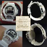 G-BALLERオリジナル DW6900ホワイトフルカスタム ホワイトモデル