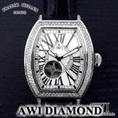 AWI正規取扱店となるG-BALLERより限定ダイヤモンド仕様をご紹介。