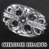 クロムハーツ フローラルクロス ダイヤ