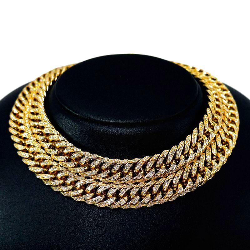 喜平ネックレスのダイヤモンド販売、加工はお任せ下さい。