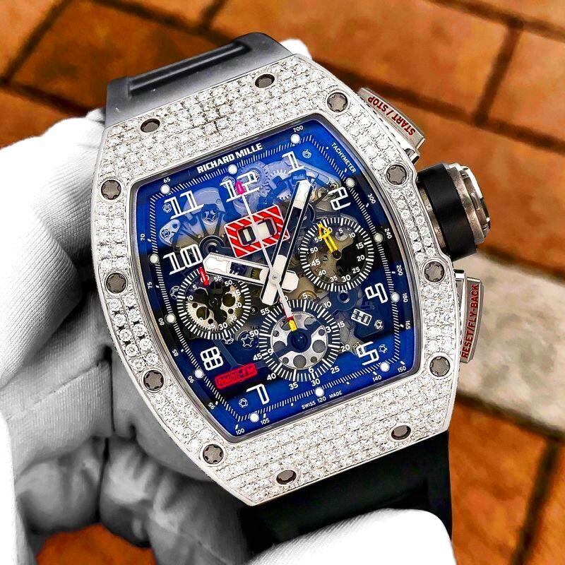 リシャールミル RM011 ダイヤモンド