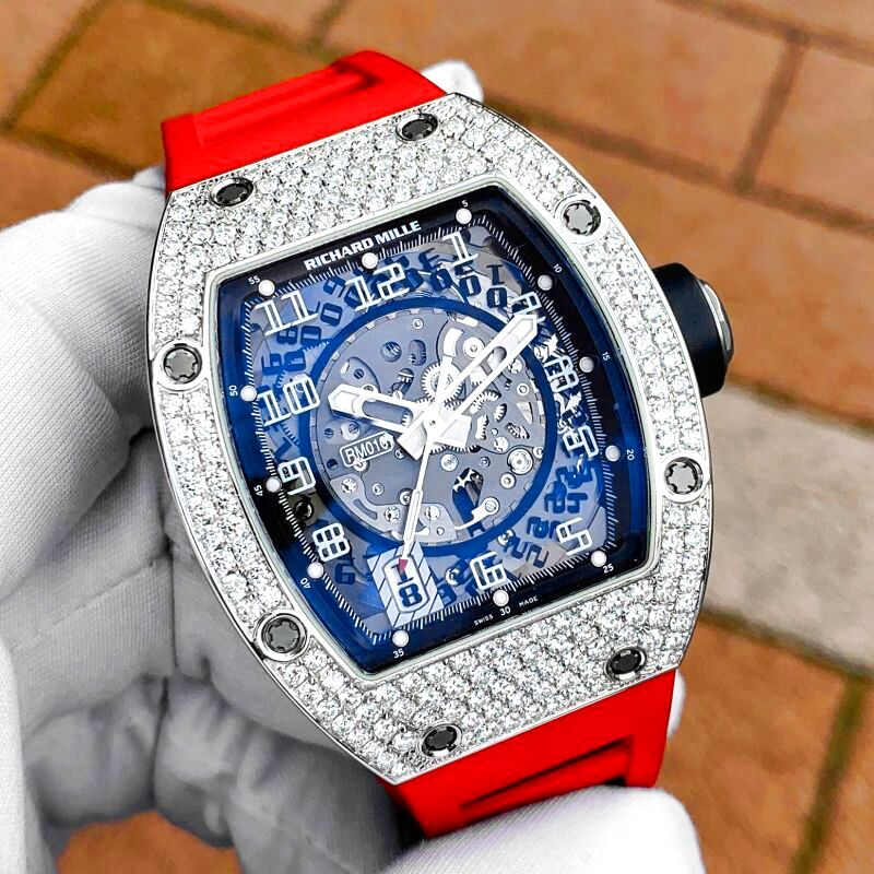 リシャールミル RM010 ダイヤモンド