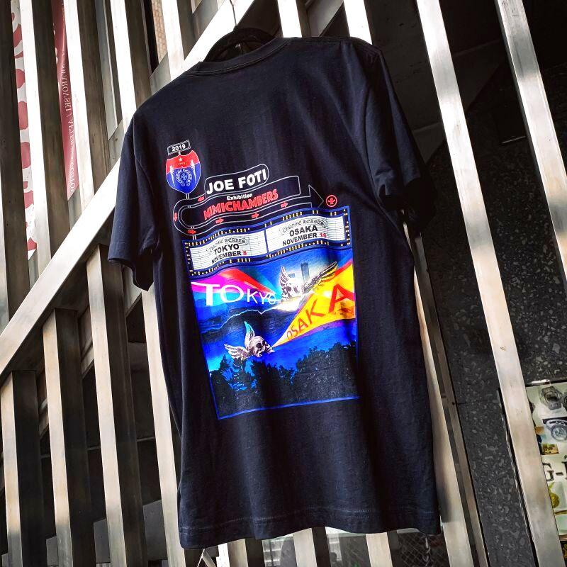 クロムハーツ フォティ 2019エキシビジョン限定Tシャツ