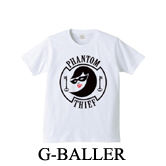 G-BALLERプリントTシャツのご紹介。