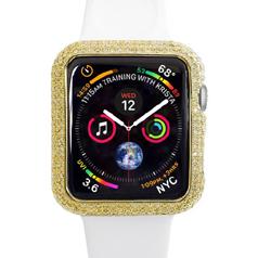 アップルウォッチ4 k18 ゴールド ケース
