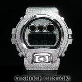 G-BALLER Gショックカスタム ダイヤモンド DW6900フルコンプリート