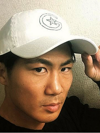 WPMF日本スーパーバンダム級チャンピョン KOUMA選手 スワロキャップ着用