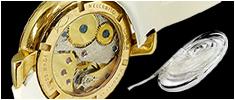 その他、他社で断られた時計修理も当店にお任せ下さい。