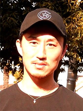 K1王者 山崎秀晃選手 G-BALLER スワロCAP