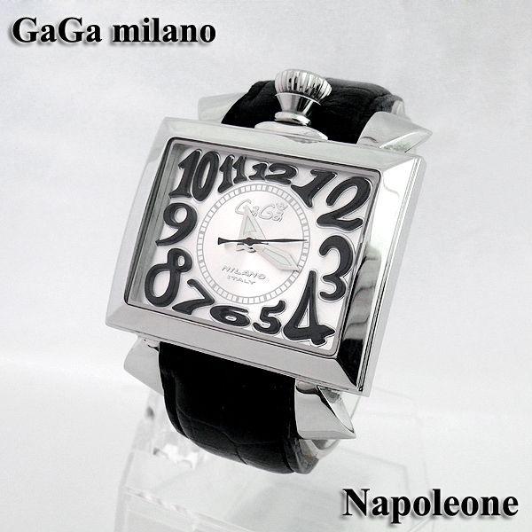 ガガミラノ ナポレオーネ 48mm ガガ時計 販売 正規品