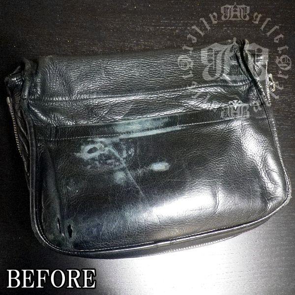 クロムハーツを始め、レザーバッグや財布等、新品に修理・修復致します。
